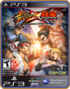 Ps3 Street Fighter X Tekken - Original Mídia Digital