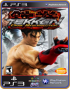 Ps3 Tekken 5 Dark Resurrection  Original Mídia Digital