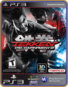 Ps3 Tekken Tag Tournament 2 | Original Mídia Digital - comprar online