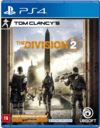 TOM CLANCYS THE DIVISION 2 MÍDIA FÍSICA PS4