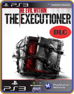Ps3 The Evil Within The Executioner - Dlc