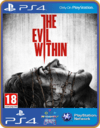 PS4 THE EVIL WITHIN Psn Original 1 Mídia Digital