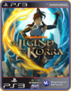 Ps3 The Legend Of Korra  - Original Mídia Digital