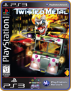 Ps3 Twisted Metal Psone Classic  Midia Digital Original