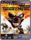 Ps3 Twisted Metal - Mídia Digital Envio Rápido