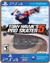 Ps4 Tony Hawk's Pro Skater  5 Midia Digital