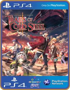 Ps4 The Legend of Heroes: Trails of Cold Steel 2 Midia digital - comprar online