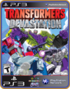 Ps3 Transformers Devastation |  Mídia Digital