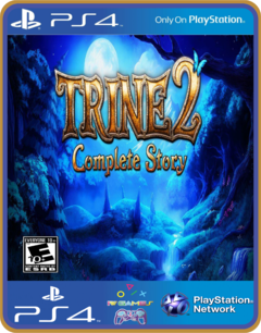 Ps4 Trine 2 Complete Story Psn Original 1 Mídia Digital