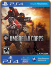 PS4 Umbrella Corps BIOHAZARD Psn Original 1 Mídia Digital