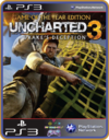 Ps3 Uncharted 3 Português Mídia Digital