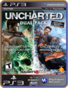 Ps3 Uncharted Greatest Hits Dual Pack - Mídia Digital - comprar online
