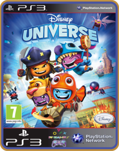 Ps3 Disney Universe |  Mídia Digital