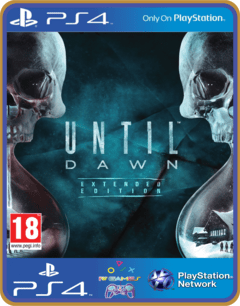 Ps4 Until Dawn Psn Original 1 Mídia Digital