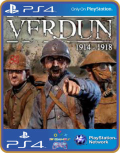 PS4 Verdun Psn Original 1 Mídia Digital
