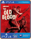 Ps4 Wolfenstein: The old blood Midia Digital