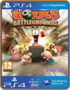 PS4 Worms Battlegrounds Psn Original 1 Mídia Digital