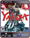 Ps3 Yakuza Dead Souls  - Original Mídia Digital