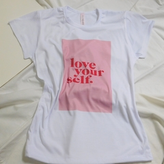 Remera Love your self