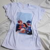 Remera girls blue