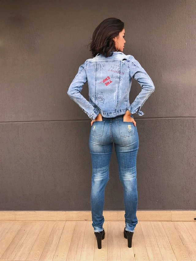 Calça Jeans Mist on internet