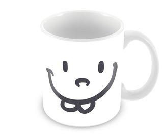 Caneca Emoji Dentinho - Coleção Amantes