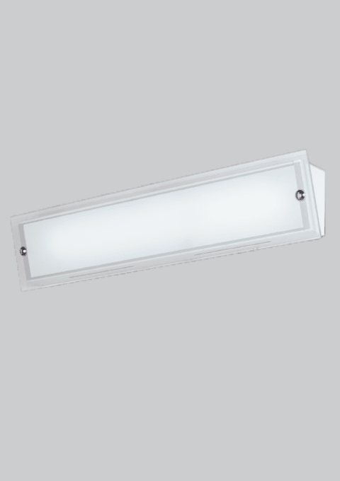 Aplique rectangular LED 24W - comprar online