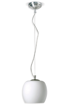 Colgante Apple de 1 Luz Apto LED
