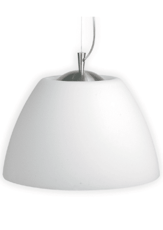 Colgante Apple  15 de 2 Luces Apto LED - Luminico Barracas