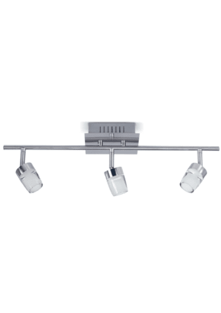 Aplique Brest 3 luces LED incorporado - comprar online