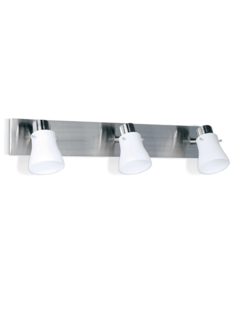 Aplique Cook de 3 luces - Apto LED