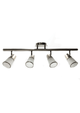 Sistema Eco+ de 4 luces - Apto LED - Luminico Barracas