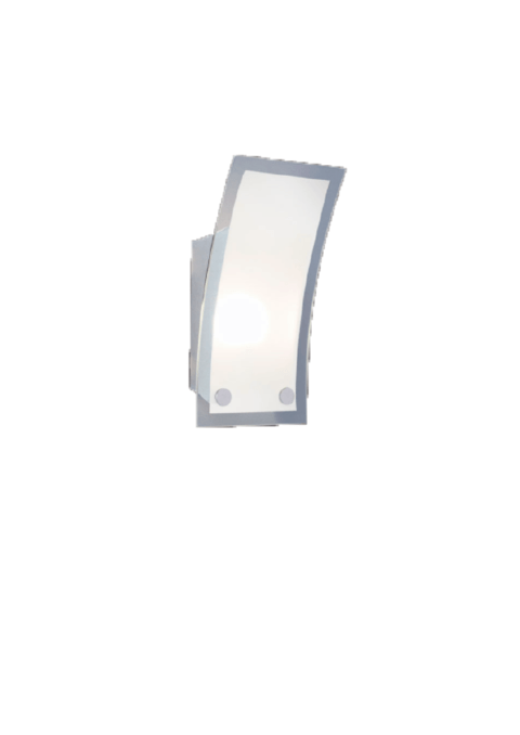 Aplique Escorpio II de 1 luz - Apto LED