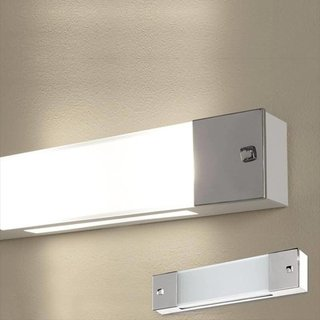 Aplique rectangular 2 luces Apto Led - comprar online