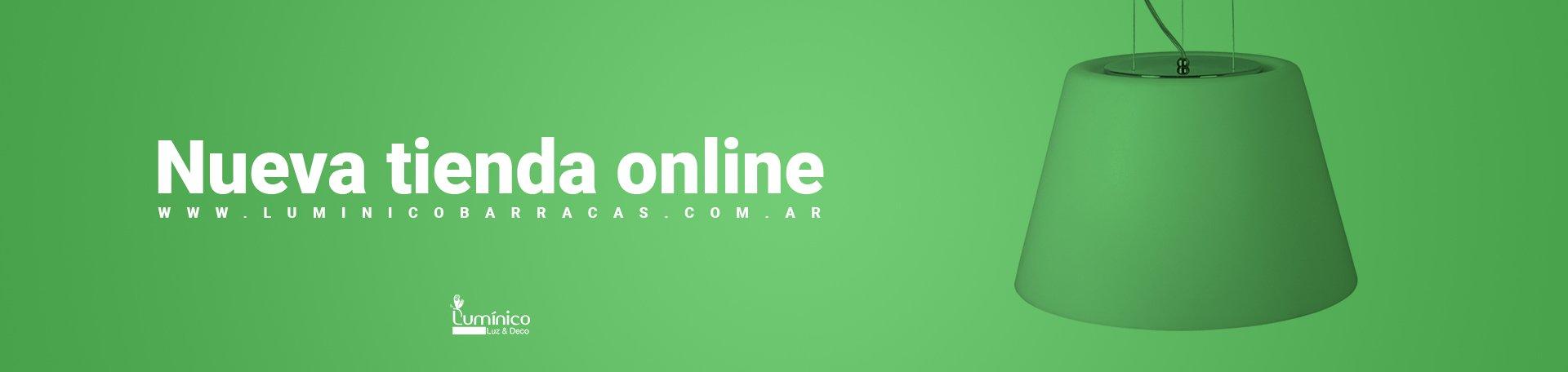 Tienda Online de Luminico Barracas