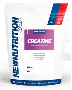 CREATINA - 1kg - NEW NUTRITION