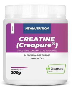 CREATINE CREAPURE - 300G - NEW NUTRITION