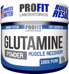 GLUTAMINE POWDER - PROFIT LABS