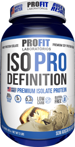 ISO PRO DEFINITION - 907G - PROFIT LABS