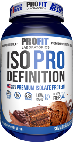 ISO PRO DEFINITION - 907G - PROFIT LABS - comprar online