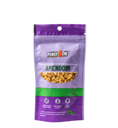 NUTS AMENDOIM - POWER ONE - 25g