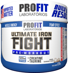 ULTIMATE IRON FIGHT - PROFIT LABS