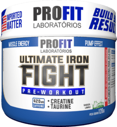ULTIMATE IRON FIGHT - PROFIT LABS - comprar online