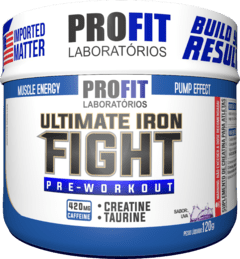 ULTIMATE IRON FIGHT - PROFIT LABS na internet