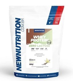 WHEY ZERO LACTOSE - 900G - NEW NUTRITION - comprar online