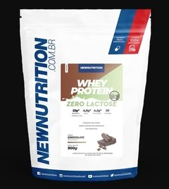 WHEY ZERO LACTOSE - 900G - NEW NUTRITION - fit&healthy