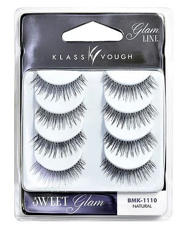 KLASS VOUGH - Cílios Glam Line Natural (SWEET Glam) BMK-1110