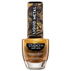 STUDIO 35 - Esmalte Liquid Metal #Anoincrivel 9ml