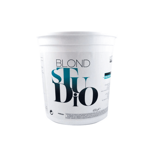 LOREAL PROFESSIONEL -  Pó Descolorante Blond Studio Freehand 400g
