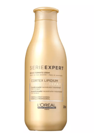 LOREAL PROFESSIONEL -  Condicionador Professionel Expert Absolut Repair Cortex Lipidium 200mL